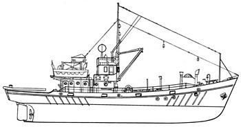 рс 300 рыболовный сейнер пр 388м
